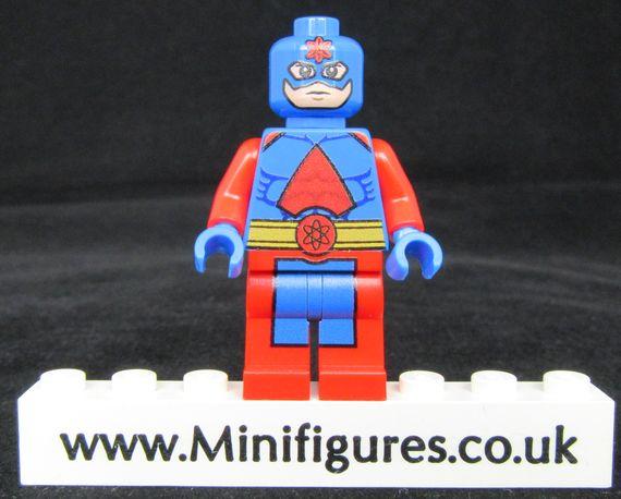 Atom Comic Book Onlinesailin Custom Minifigure
