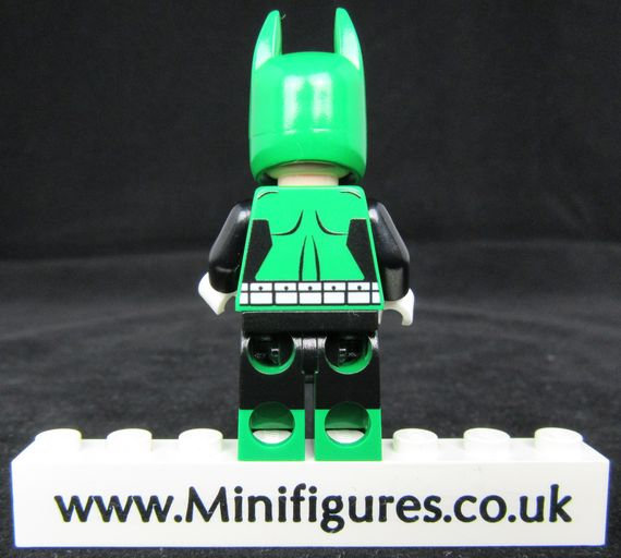Batman Green Lantern LeYiLeBrick Custom Minifigure