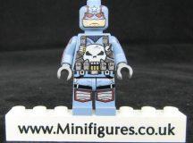 Captain Punisher Engineerio Custom Minifigure