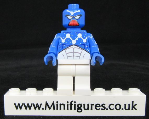 Cosmic Spiderman Onlinesailin Custom Minifigure