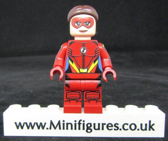 Jesse Quick Engineerio Custom Minifigure