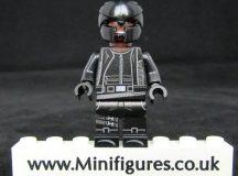 John Diggle Engineerio Custom Minifigure