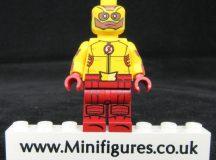 Kid Flash Engineerio Custom Minifigure