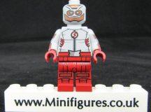 Kid Flash Grey Engineerio Custom Minifigure