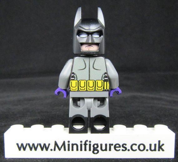 Multiverse Batman Onlinesailin Custom Minifigure Back