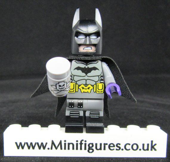 Multiverse Batman Onlinesailin Custom Minifigure