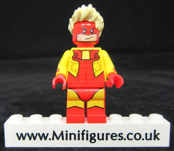 Pyro Engineerio Custom Minifigure