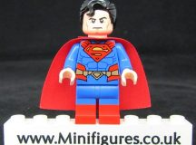 Superman Injustice LeYiLeBrick Custom Minifigure