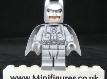White Lantern Batman Custom Minifigure