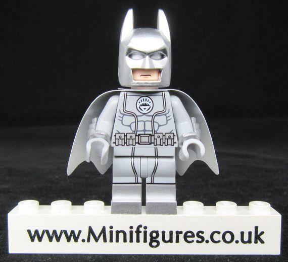 White Lantern Batman Custom Minifigure