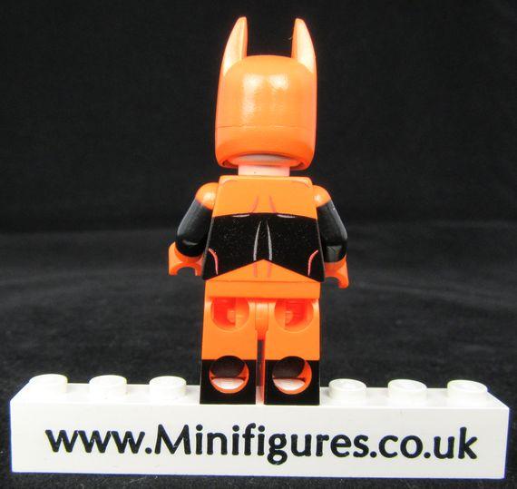 Batman Orange Lantern LeYiLeBrick Custom Minifigure