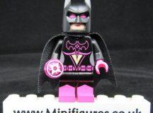 Batwoman Star Sapphire LeYiLeBrick Custom Minifigure