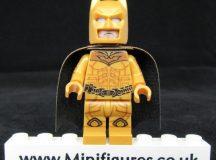 Gold Dark Knight Onlinesailin Custom Minifigure