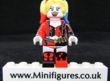 Harley Quinn Rebirth Onlinesailin Custom Minifigure