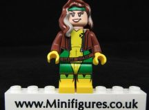 Miscreant Onlinesailin Custom Minifigure