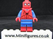 Spiderman Homemade Suit LeYiLeBrick Custom Minifigure
