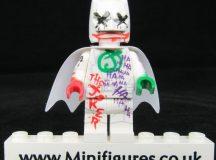 The Joker's Wild Batman LeYiLeBrick Custom Minifigure
