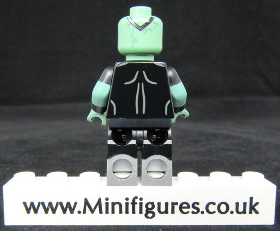 Undead Stalker BrothersFigure Custom Minifigure Back