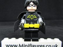 Bat Bricks The Bat Custom Minifigure