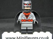 Batman Earth 2 LeYiLeBrick Custom Minifigure
