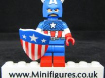 Classy Patriot BrothersFigure Custom Minifigure