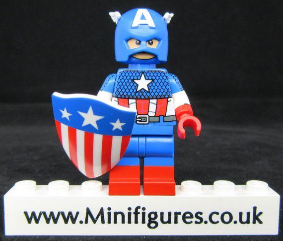 Classy Patriot BrothersFigure Custom Minifigure