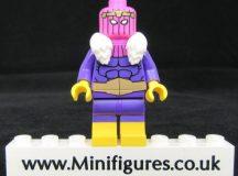 Baron Helmut Zemo Custom Minifigure