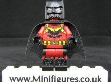 Batman Flame LeYiLeBrick Custom Minifigure