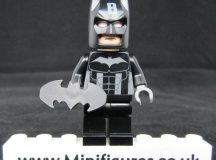 Captain Batman Custom Minifigure