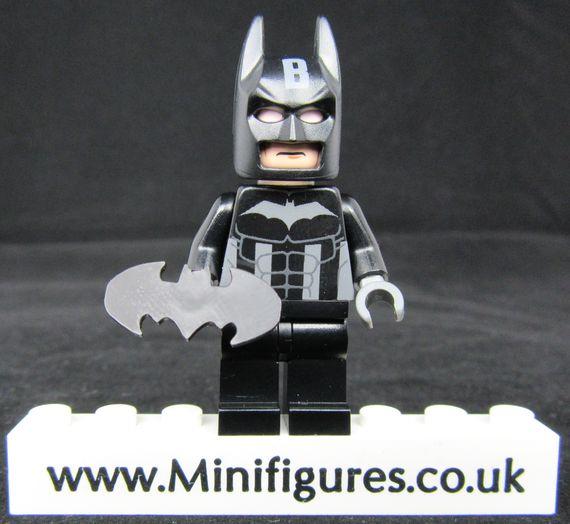 Captain Batman Custom Minifigure