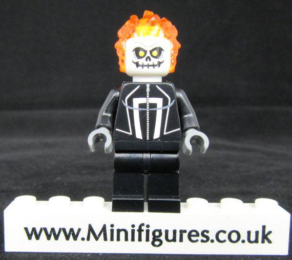 Robbie Reyes Ghost Rider Custom Minifigure