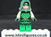 Green Arrow LeYiLeBrick Custom Minifigure