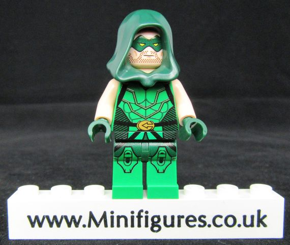 Green Arrow LeYiLeBrick Custom Minifigure