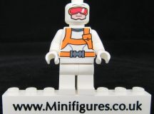 Heat Wave Custom Minifigure