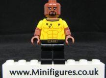 Luke Cage LeYiLeBrick Custom Minifigure