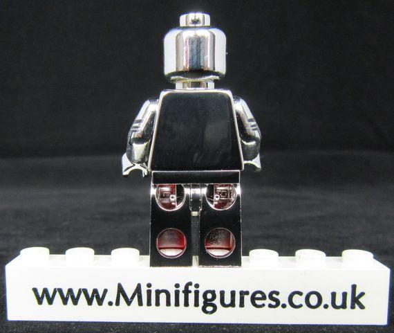Ultron Silver LeYiLeBrick Custom Minifigure