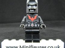 Batman Beyond MRM Custom Minifigure