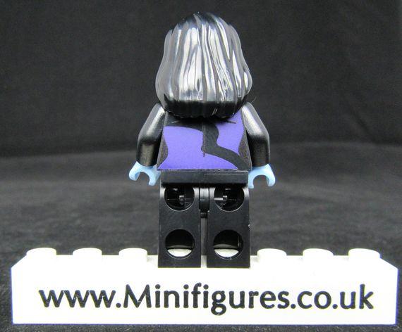 Inque MRM Custom Minifigure Back