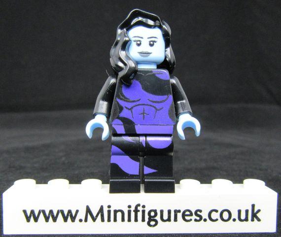 Inque MRM Custom Minifigure