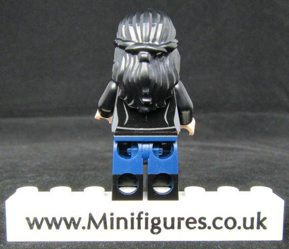Jessica Jones LeYiLeBrick Custom Minifigure Back