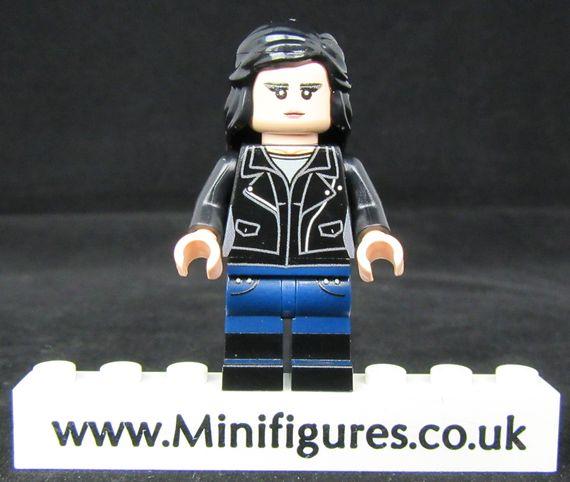 Jessica Jones LeYiLeBrick Custom Minifigure