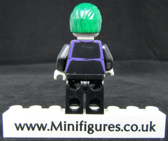 Joker MRM Custom Minifigure Back