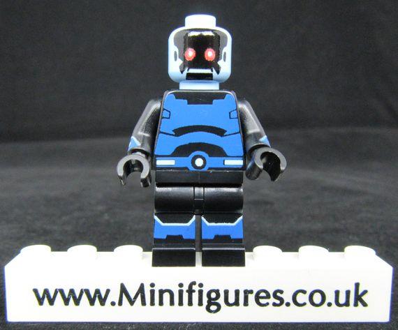 Mr Freeze MRM Custom Minifigure