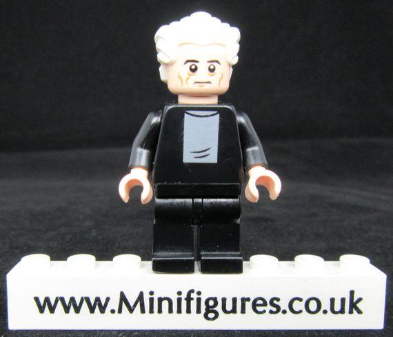 Old Man Bruce MRM Custom Minifigure