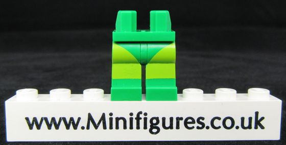 CyclopsBricks Green Boots
