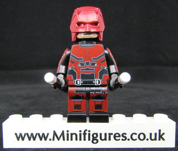 Daredevil UG Custom Minifigure