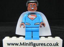 Speeding Blue Bullet CyclopsBricks Custom Minifigure