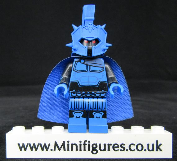 Ares Funny Brick Custom Minfigure