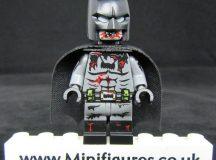 Batman Zombie LeYiLeBrick Custom Minifigure
