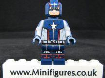 Cap America Secret War LeYiLeBrick Custom Minifigure